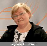 mgr Zdzisława Pilarz