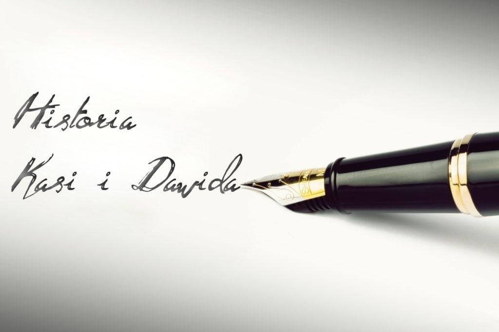 historia Kasi i Dawida