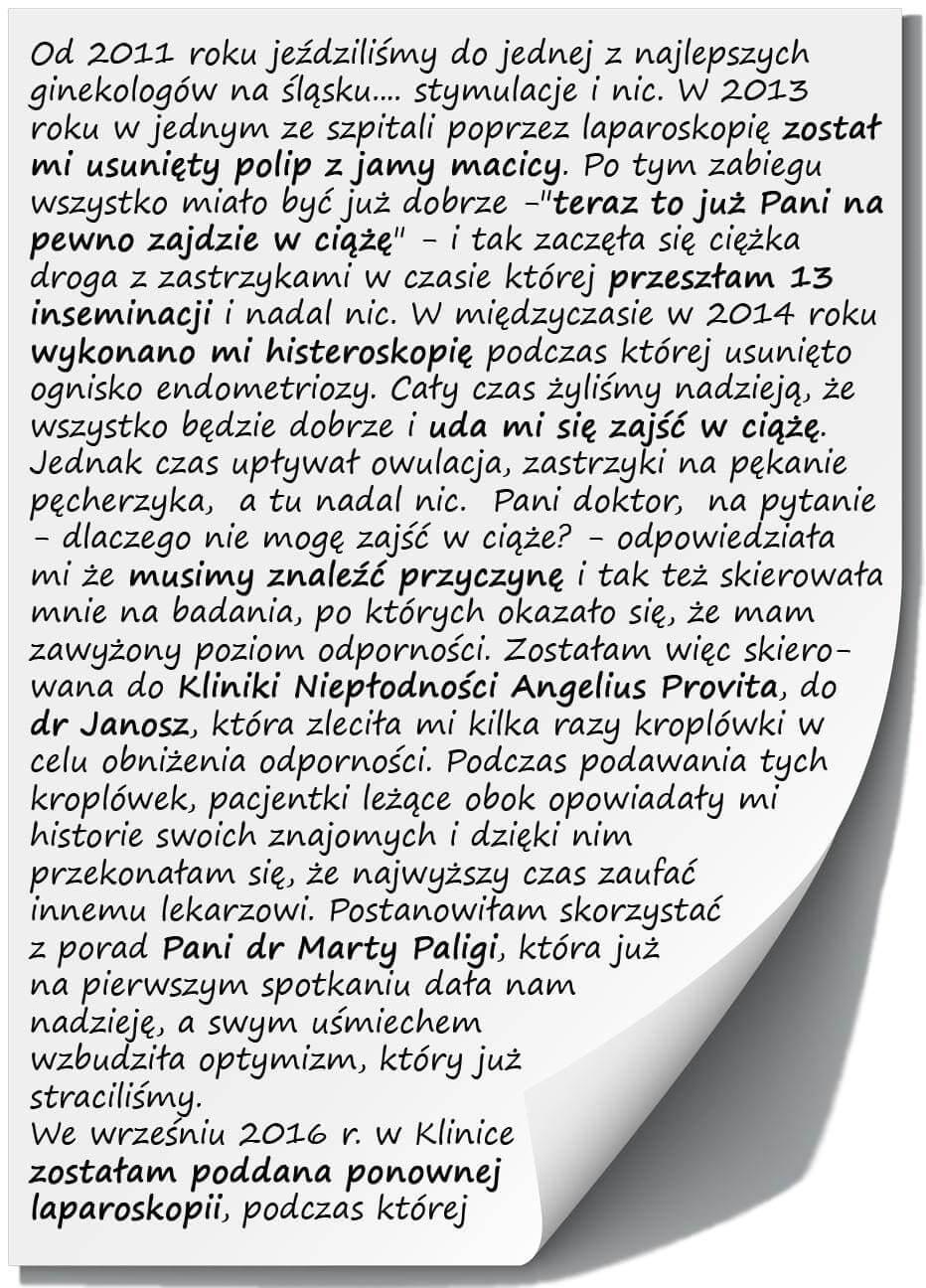 Historia Lidii i Krzysztofa